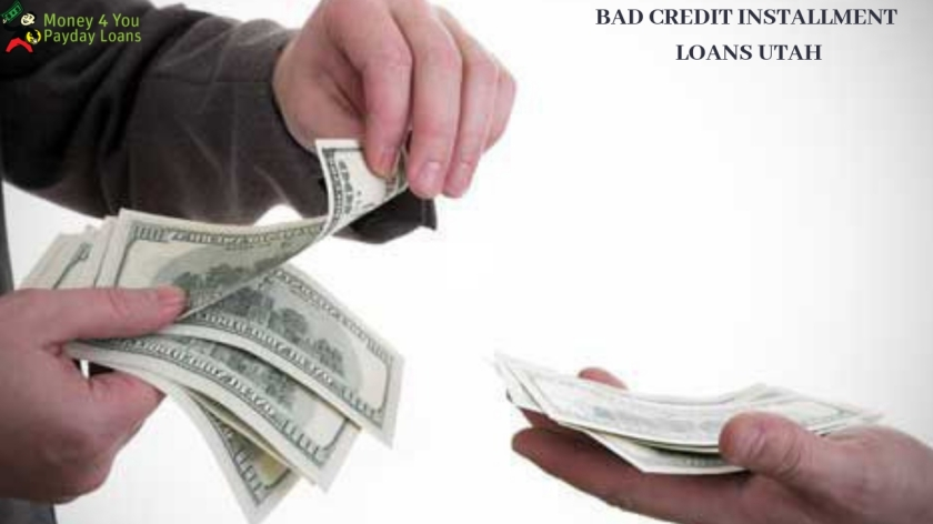 Advantages of bad credit installment loans